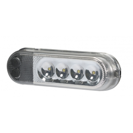 Plafón interior SIM LED (con interruptor)