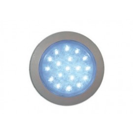 Piloto interior DASTERI LED (blanco) 24V